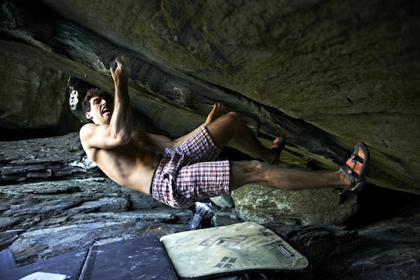 Tom Newberry on Colorado Dreaming V10 after the changes